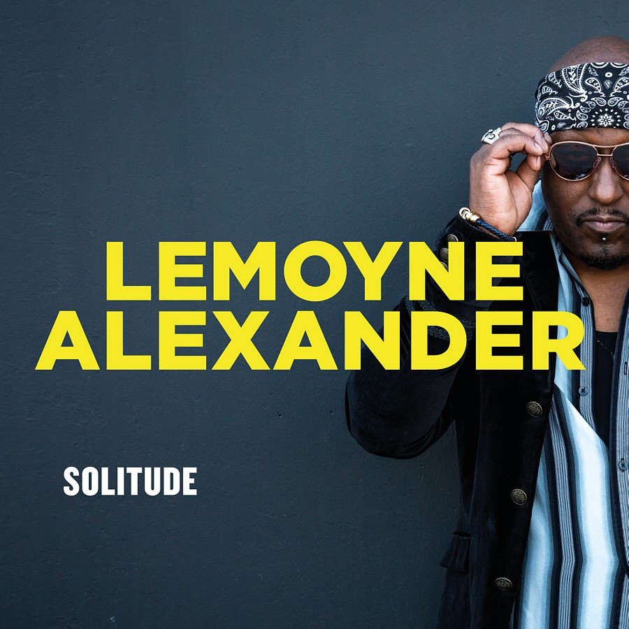 Lemoyne Alexander - Solitude Album Cover 900x900